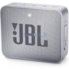 Belaidė garso kolonėlė JBL GO 2, pilka