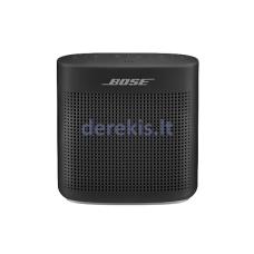 Belaidė kolonėlė Bose® SoundLink Color Bluetooth® II, juoda