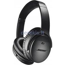 Belaidės ausinės BOSE QC35 II Wireless, juodos