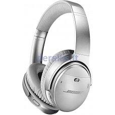 Belaidės ausinės BOSE QC35 II Wireless, sidabrinės