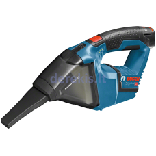 Belaidis dulkių siurblys Bosch GAS 12V Professional, 06019E3002