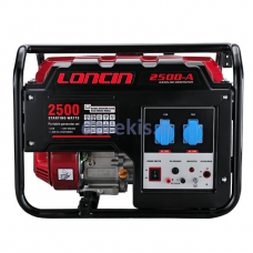 Loncin LC2500AS, 2.5KW, 230V