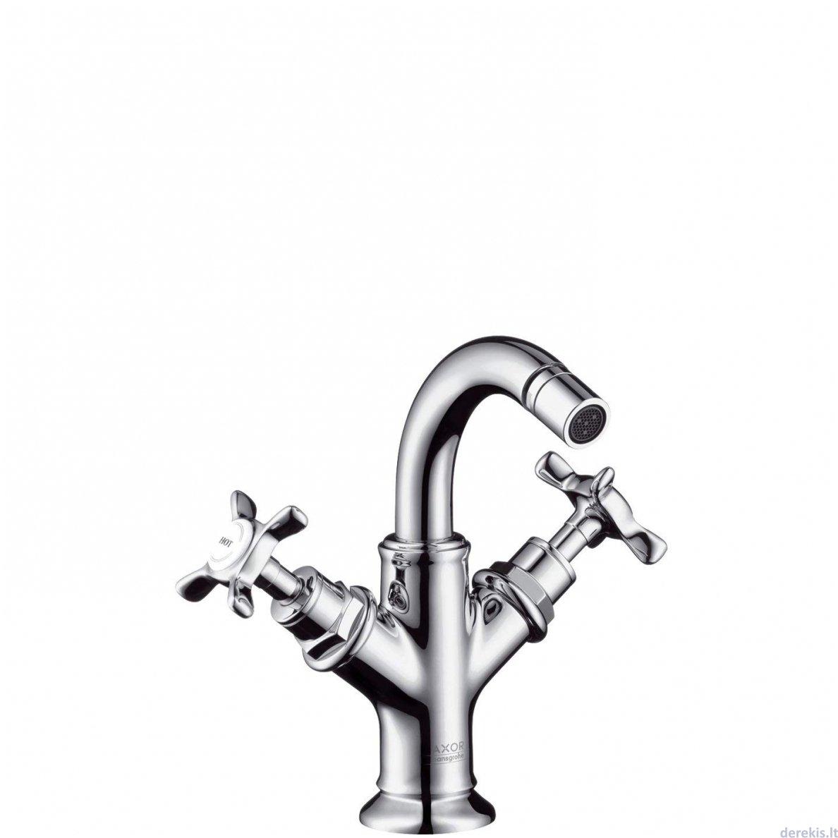 Hansgrohe AXOR Montreux (16520000) | Bathroom equipment | PLUMBING ...