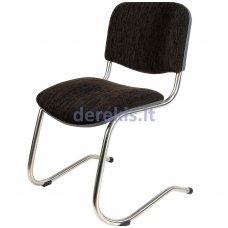 Biuro kėdė HENRIS ISO NEW, ruda