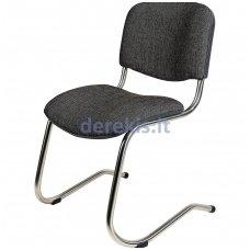 Biuro kėdė HENRIS ISO NEW, pilka