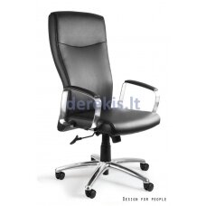 Biuro kėdė Unique ADELLA C239-HL, natural leather