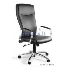 Biuro kėdė Unique ADELLA C239-PU, eco-leather