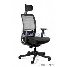 Biuro kėdė Unique ANGGUN 1199-BL, SM01, BLACK MESH