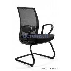 Biuro kėdė Unique ANGGUN SKID 1191-B