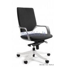 Biuro kėdė Unique APOLLO M W-908-W, white plastic