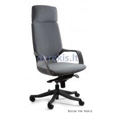 Biuro kėdė Unique APOLLO W-909-B, black plastic
