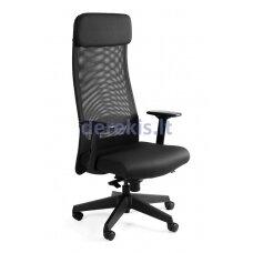 Biuro kėdė Unique ARES MESH S-569, black
