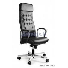 Biuro kėdė Unique ARES S-629-PU, eco-leather: black