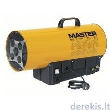 Dujinis oro šildytuvas MASTER BLP 33 E