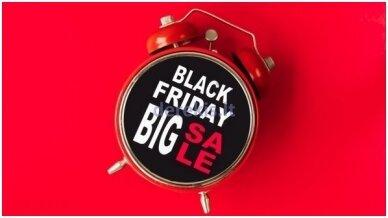 Juodasis penktadienis – išpardavimų savaitgalis Derekis.lt