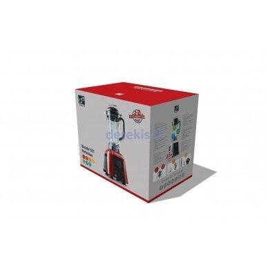Blenderis G21 Perfection 600871 Raudonas 14