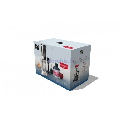 Blenderis G21 VitalStick Pro 1000 W Juodas 600860 20