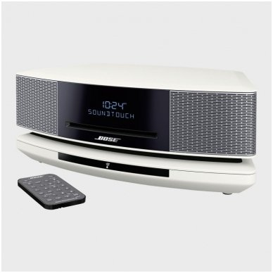 Bluetooth muzikos sistema Bose® Wave® SoundTouch™ Series IV Wi-Fi® 5
