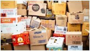 how to manage packaging waste?
