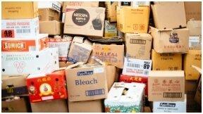 Kaip tvarkyti pakuočių atliekas?
