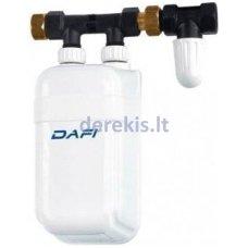 Elektrinis momentinis vandens šildytuvas DAFI 7,5 kw