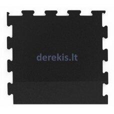 Danga, tinkama naudoti po svoriais Marbo Puzzle, juoda - 0.8 cm