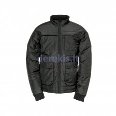 Darbinė striukė CAT Terrain Jacket, juoda XL dydis