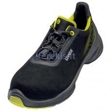 Darbo batai Uvex 1 68448 S2, 40 dydis. Dirbtinė oda, PU padas, kompozitinė pirštų apsauga