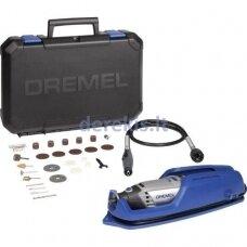 Daugiafunkcinis įrankis Dremel 3000, F0133000JP + 25 priedai