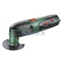 Daugiafunkcis įrankis Bosch Green 0603102003, su šepetėliais, 220 W