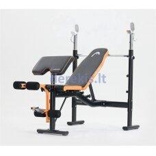 Daugiafunkcis treniruoklis Head Weightlifting Bench H781