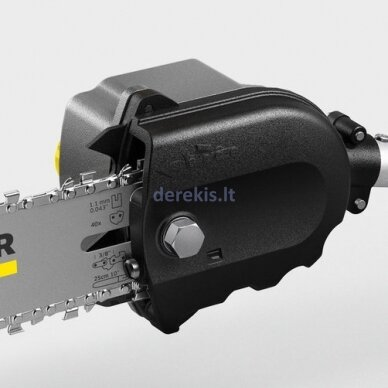 Daugiafunkcinio įrankio priedas - grandininis pjūklas Karcher MT CS 250/36, 1.042-512.0 3