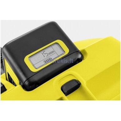 Daugiafunkcinis dulkių siurblys Karcher WD 3 BATTERY PREMIUM 1.629-950.0 (be baterijos ir kroviklio) 3