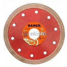 Deimantinis diskas keramikai Bahco 125x1.2x22.23mm plonas