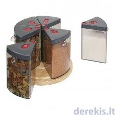 Dėžutė biriems maisto produktams GUSTA