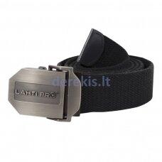 Diržas kelnėms Lathi Pro L9020100, juodas