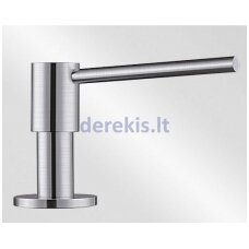 Dozatorius BLANCO PIONA, Stainless steel brushed finish 515992