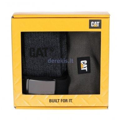 Dovanų rinkinys CAT (kepurė, diržas, kojinės) 887033648795 3