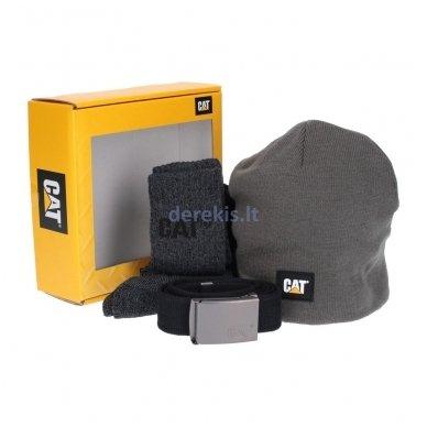 Dovanų rinkinys CAT (kepurė, diržas, kojinės) 887033648795