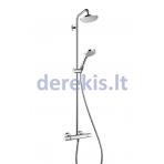 Dušo sistema Hansgrohe Croma 160 Showerpipe, 27135000