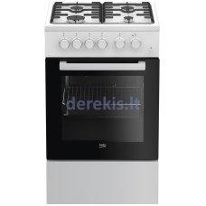 Dujinė viryklė Beko FSS52010DW