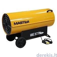 Dujinis oro šildytuvas MASTER BLP 103ET
