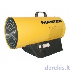 Dujinis oro šildytuvas MASTER BLP 53ET