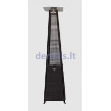 Dujinis šildytuvas Saurida Tower Wicker
