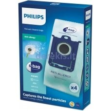 Dulkių siurblių maišeliai Philips FC8022/04