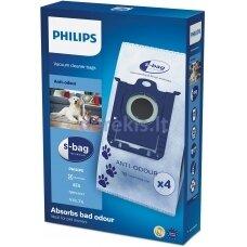 Dulkių siurblių maišeliai Philips FC8023/04