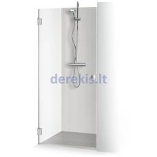 Dušo durys nišoms Baltijos Brasta Ana (dydį ir stiklo spalvą galima pasirinkti)
