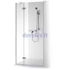 Dušo durys nišoms Baltijos Brasta TINA PLIUS (dydį ir stiklo spalvą galima pasirinkti)