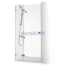Dušo durys nišoms su sienele Baltijos Brasta Gunda Plius (dydį ir stiklo spalvą galima pasirinkti)