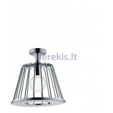 Dušo galva su švieoss instaliacija Hansgrohe AXOR LampShower/Nendo 26032000